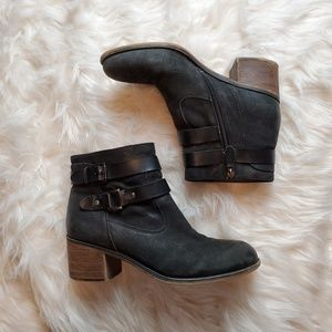 FRANCO SARTO ANKLE BOOTS 10M